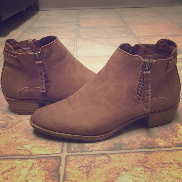 Shoes | Ankle Boots Bronco Brown | Poshmark